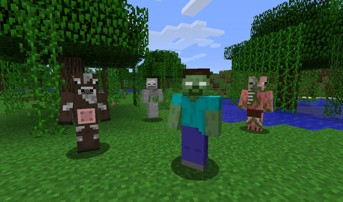 Minecraft pocket edition apk free download for Mine craft pocket addition