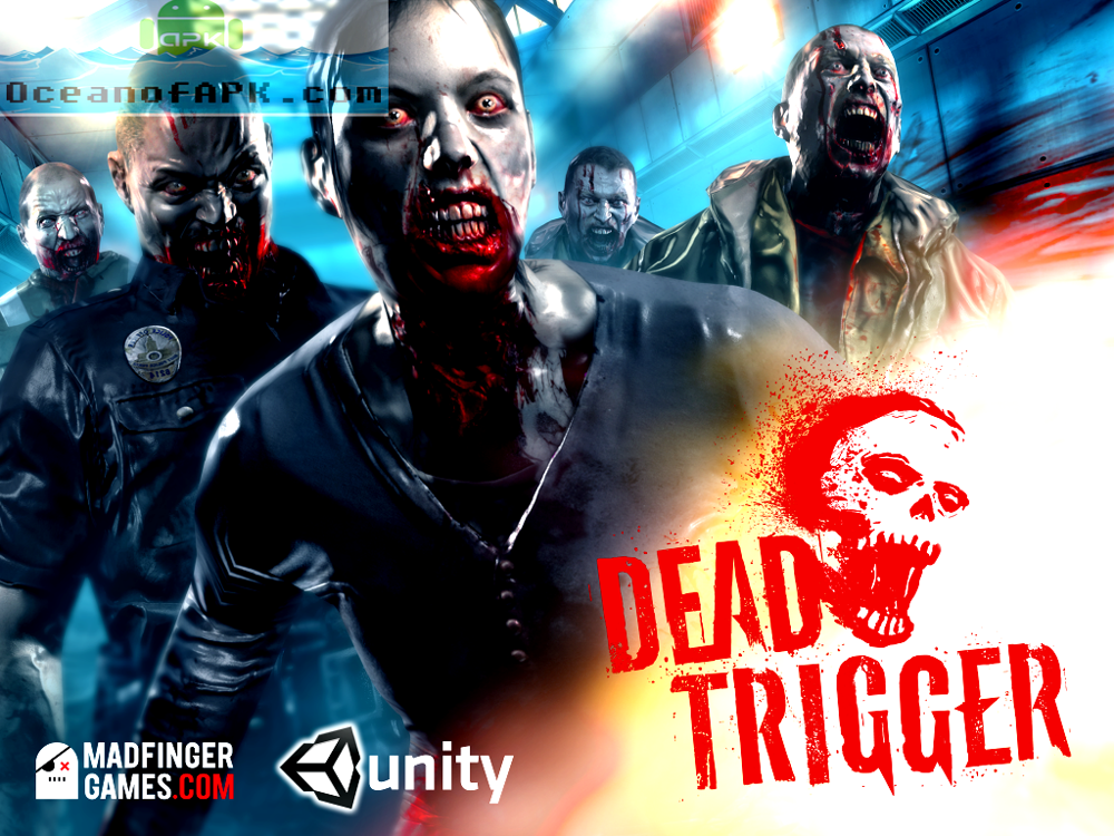 download game dead trigger zombie shooter mod apk