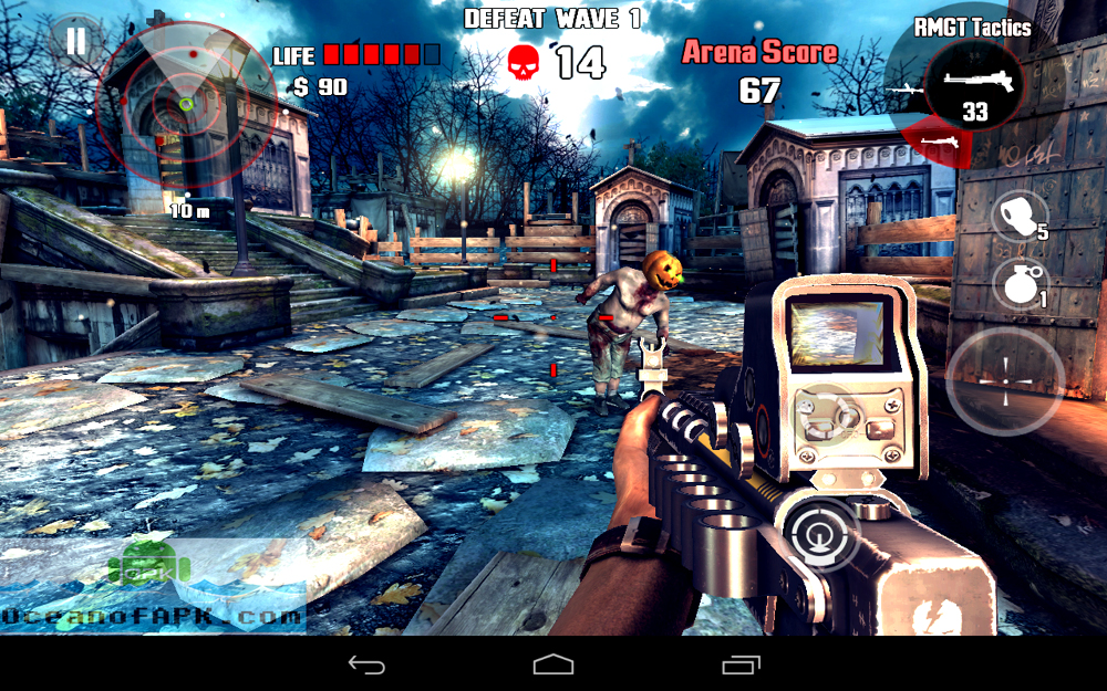 dead trigger hack apk download android 1