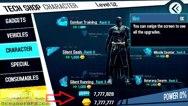 Download The Dark Knight Rises Unlimited APK Free