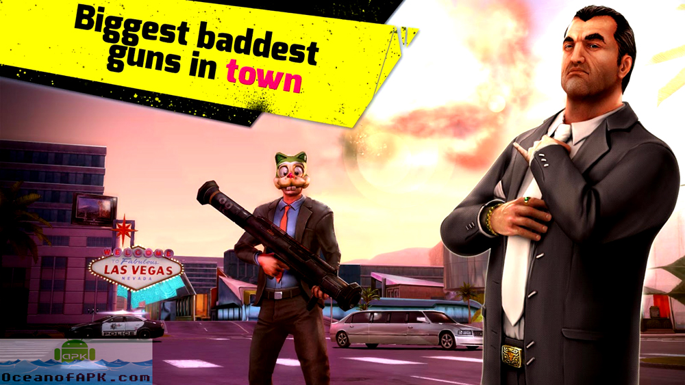 Gangstar Vegas Mod APK Setup Free Download