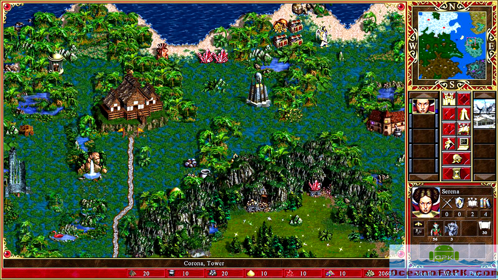 Heroes of Might & Magic III HD Download For Free