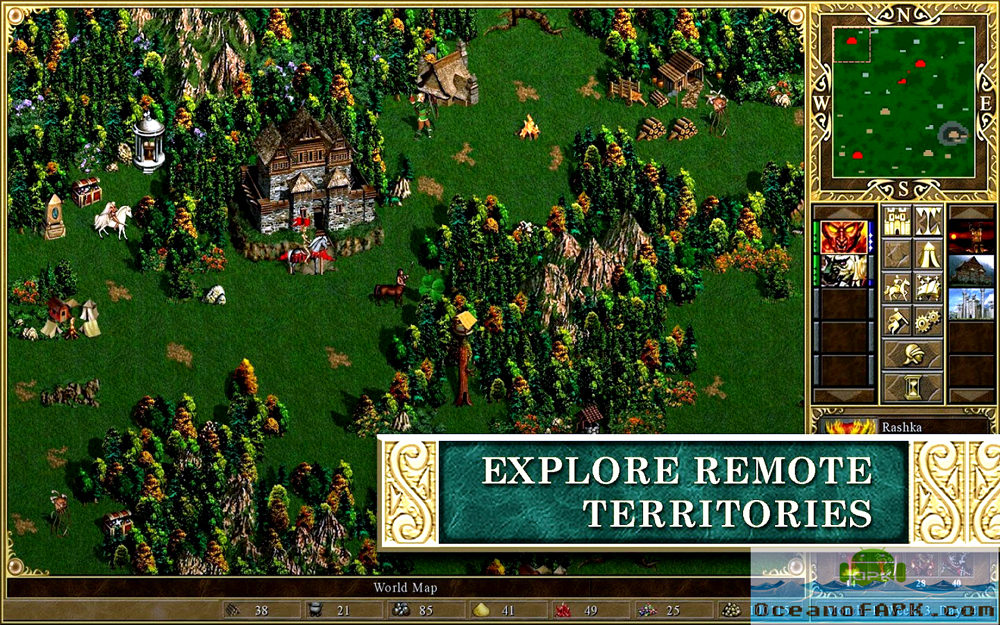 Heroes of Might & Magic III HD Setup Free Download