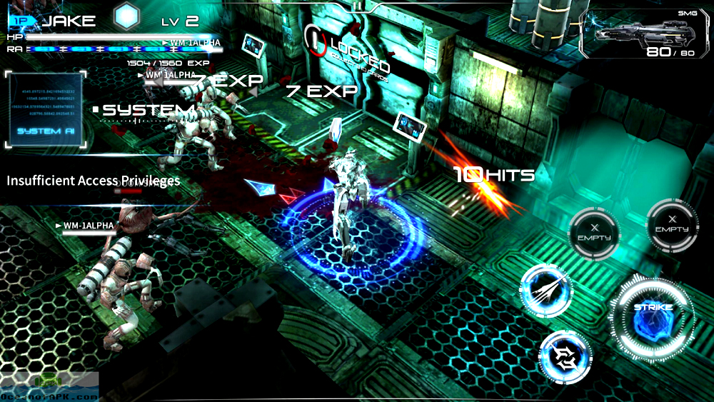 Implosion Never Lose Hope Mod APK Features