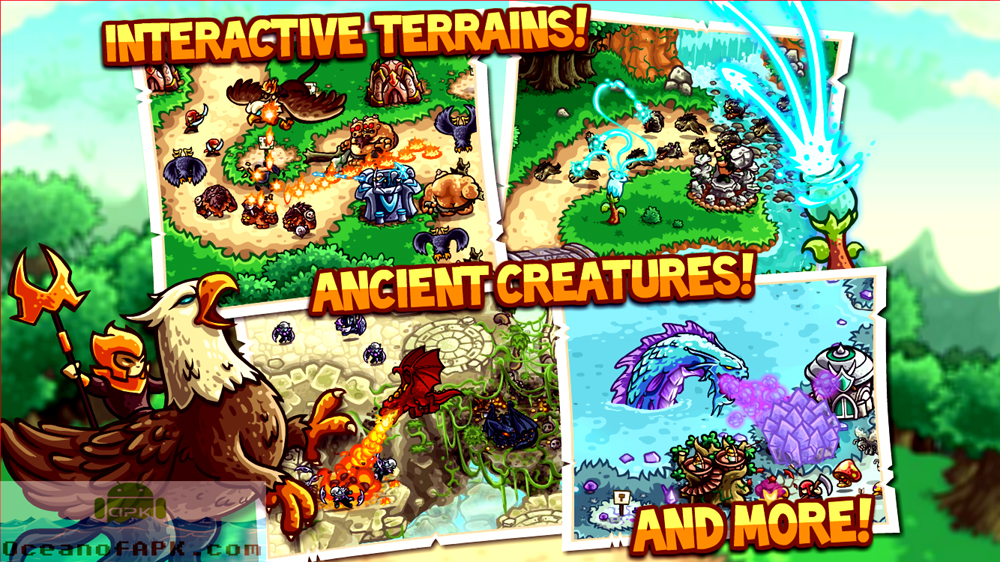 Kingdom Rush Origins Mod APK Download For Free