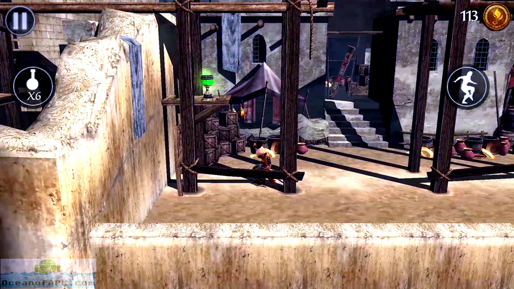 Prince of Persia Shadow and Flame APK Download For Free