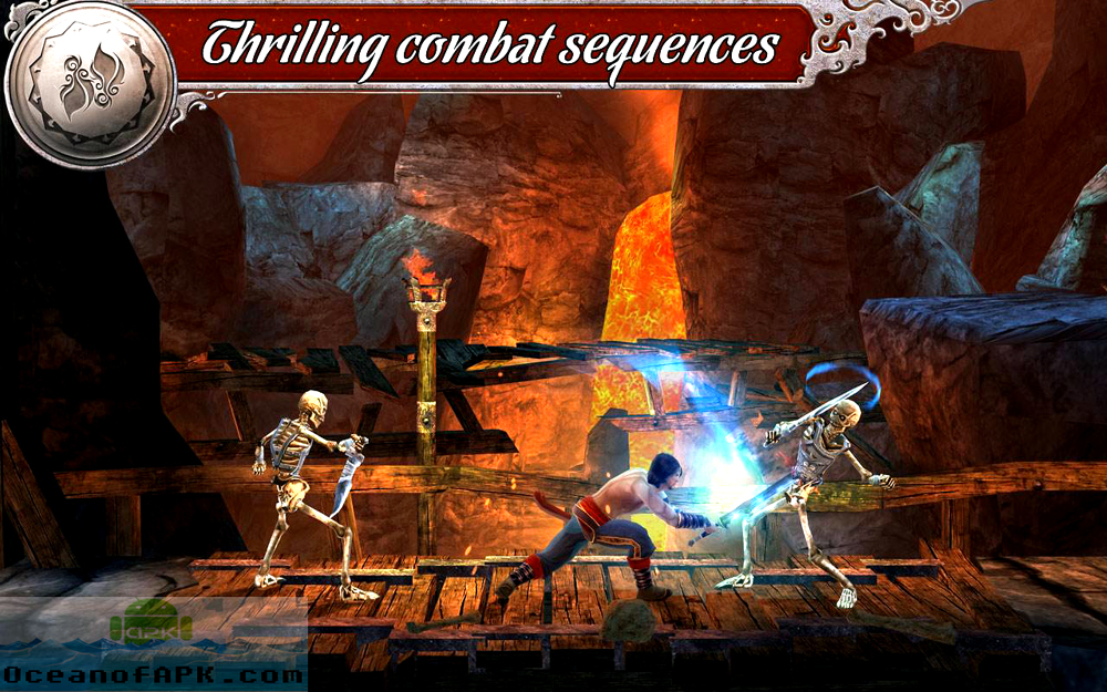Prince of Persia Shadow and Flame APK Free Download