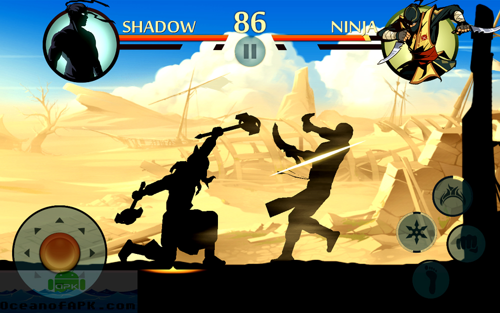 Shadow Fight 2 APK Features
