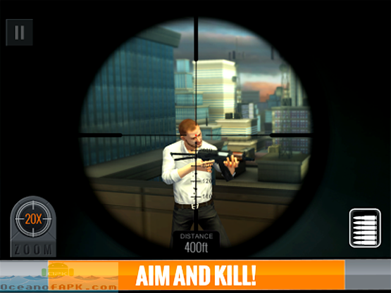 Sniper 3D Assassin Mod APK Download Free