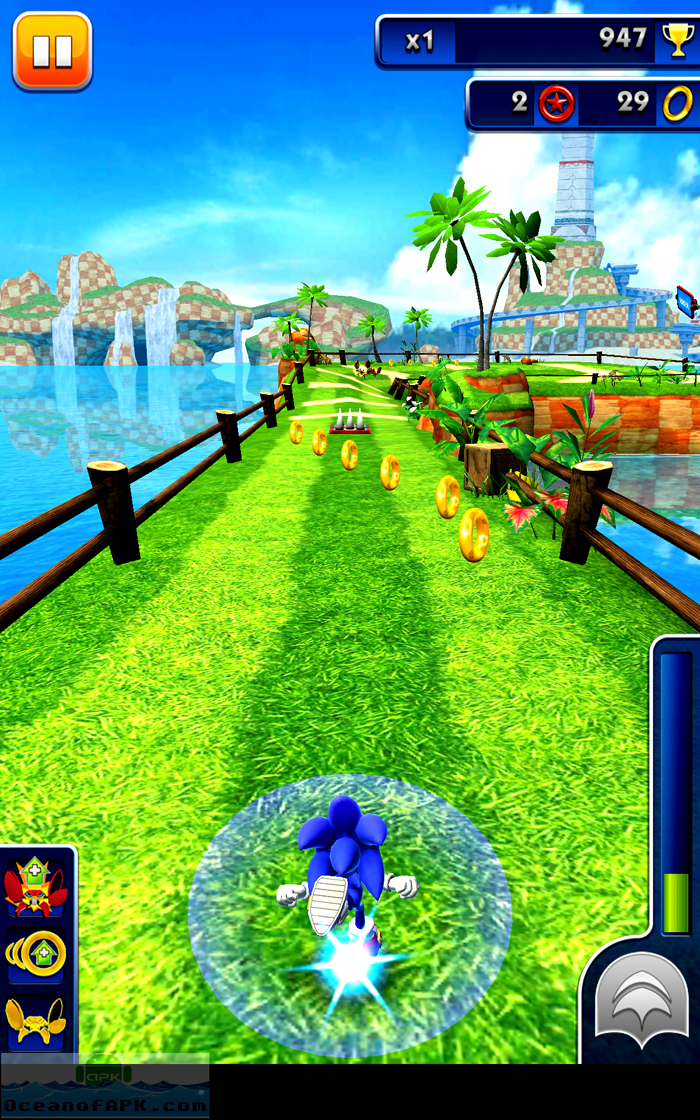 Download Sonic Dash (MOD, Unlimited Money) 4.3.1 for android
