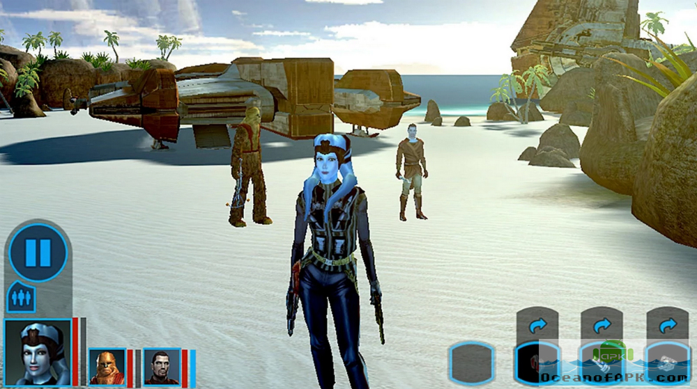 Star wars: kotor android android games hacked.