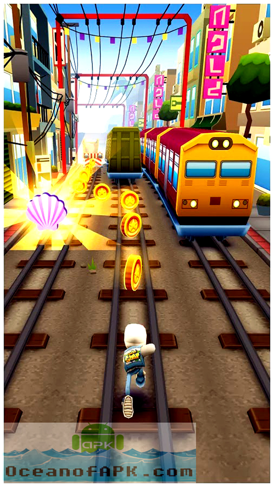 Subway Surfers Bangkok Thailand APK Download For Free