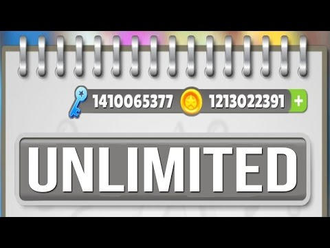 subway surf unlimited coins and keys apk free download
