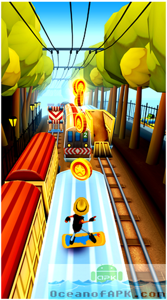 Subway Surfers World Tour New York APK Features