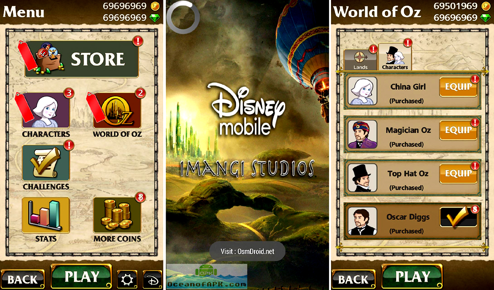 Temple Run Oz Mod APK Download For Free