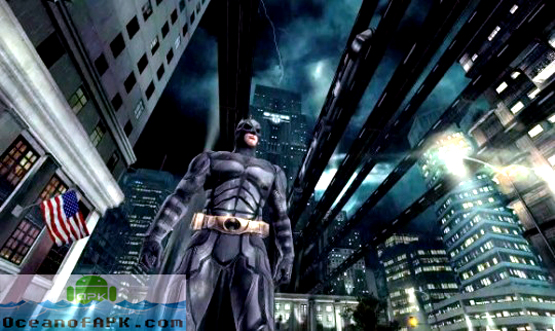 The Dark Knight Rises Unlimited APK Features