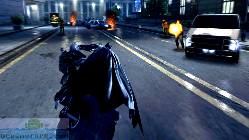 The Dark Knight Rises Unlimited APK Setup Download For Free