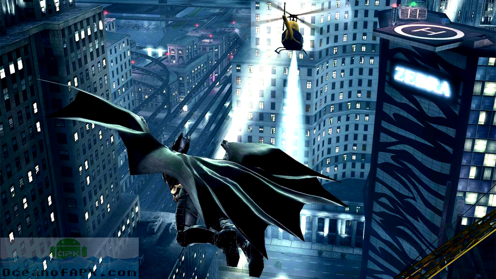 The Dark Knight Rises Unlimited APK Setup Free Download