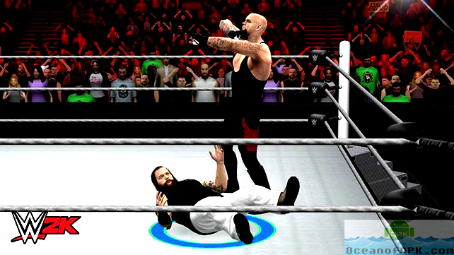 WWE 2K APK Download For Free