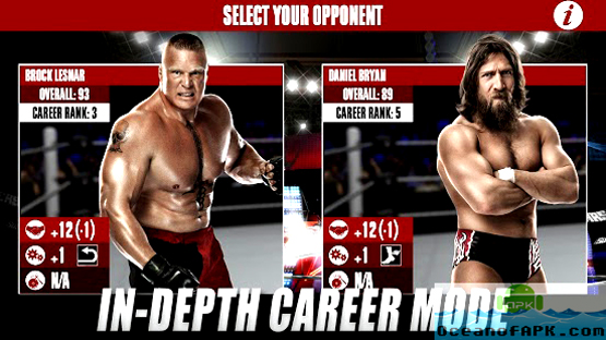 WWE 2K APK Setup Free Download