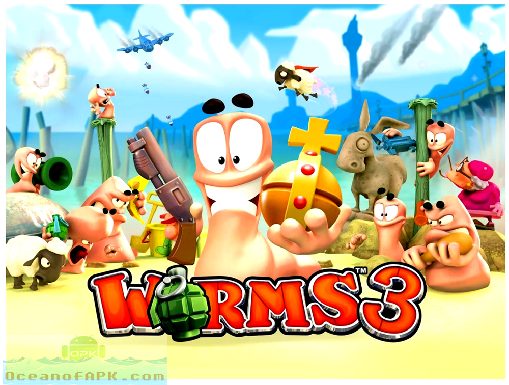 worms 3 free download