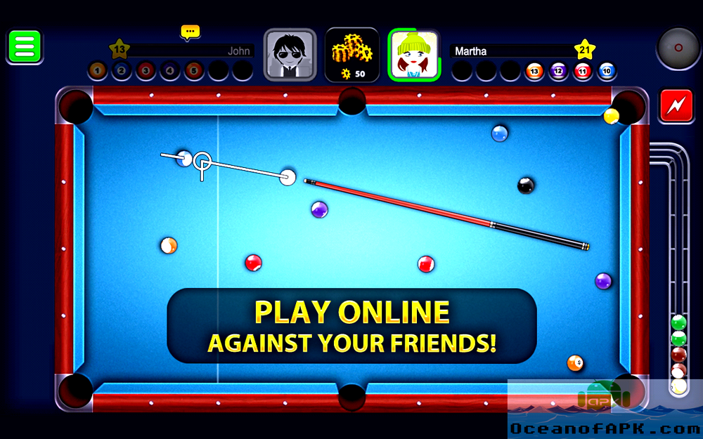 8 Ball Pool Mod with Autowin APK Features