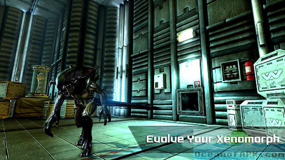 AVP Evolution Mod APK Features