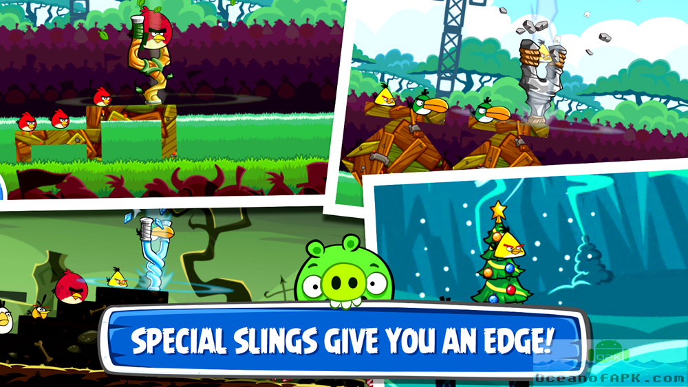 Angry Birds Friends APK Download For Free