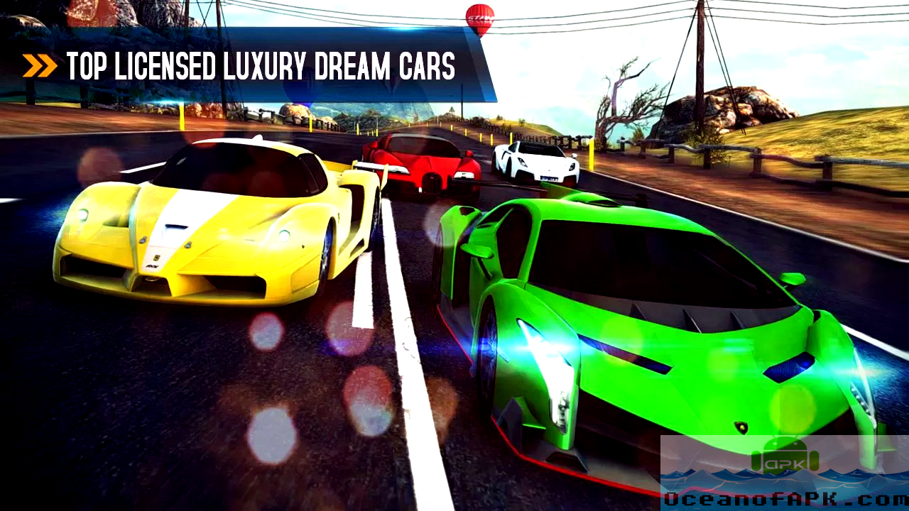 Asphalt 8 Airborne Modded APK Download For Free