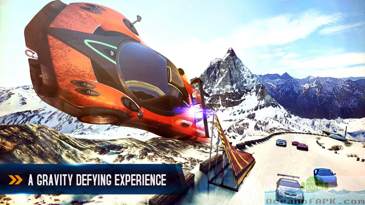 Asphalt 8 Airborne Modded APK Setup Free Download