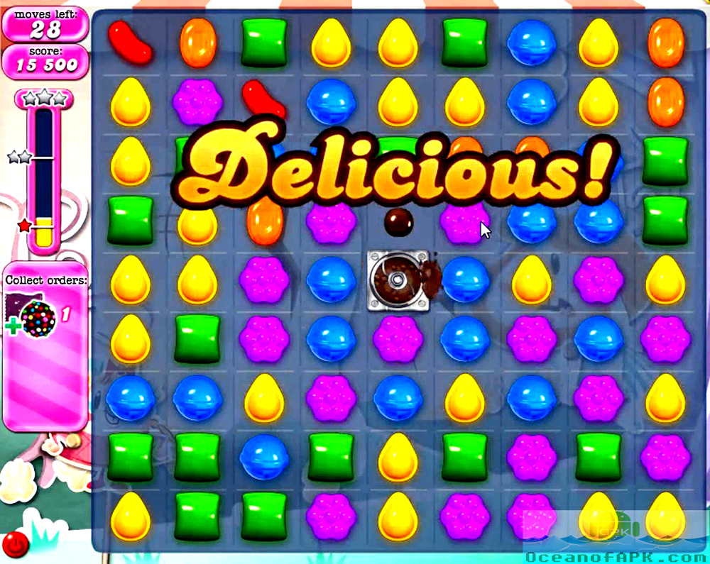 download game candy crush jelly saga mod apk