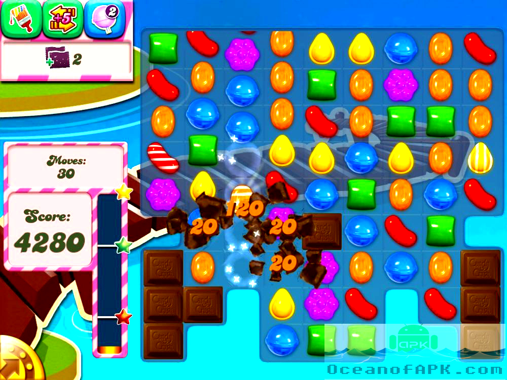 Candy Crush Saga Unlimited Life 1000 Moves APK Free Download