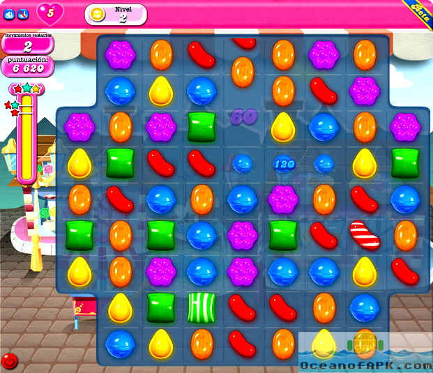 Candy Crush Saga Unlimited Life 150 Moves APK Setup Free Download