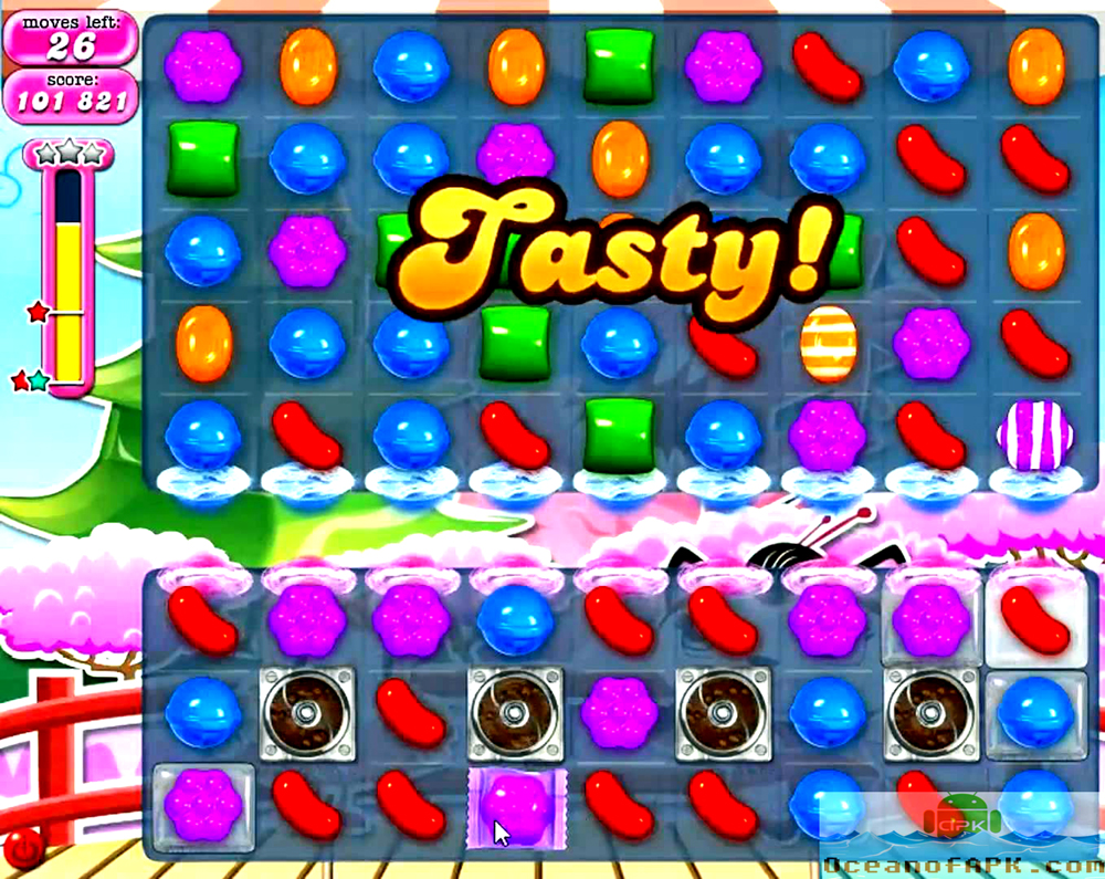 Candy Crush Saga Unlimited Life 30 Moves APK Setup Free Download