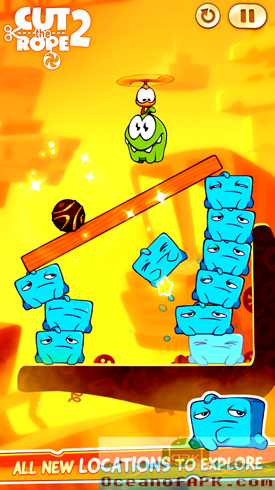 Cut The Rope 2 APK Setup Free Download