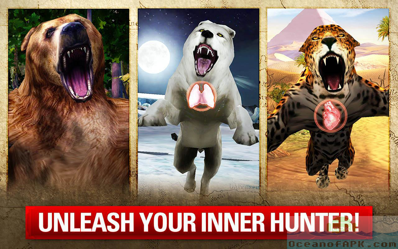 Deer Hunter 2014 APK Features