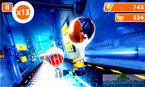 Despicable Me Minion Rush APK Download For Free