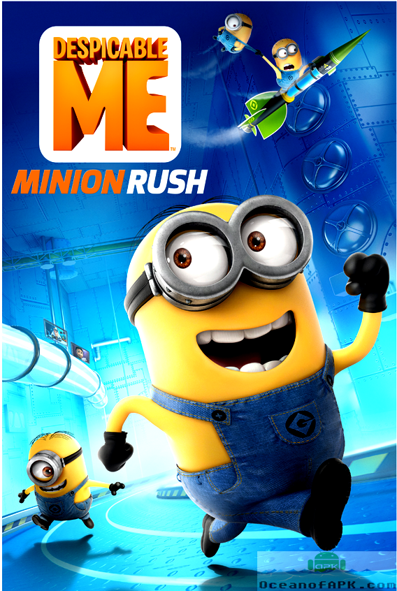 Despicable Me Minion Rush APK Free Download