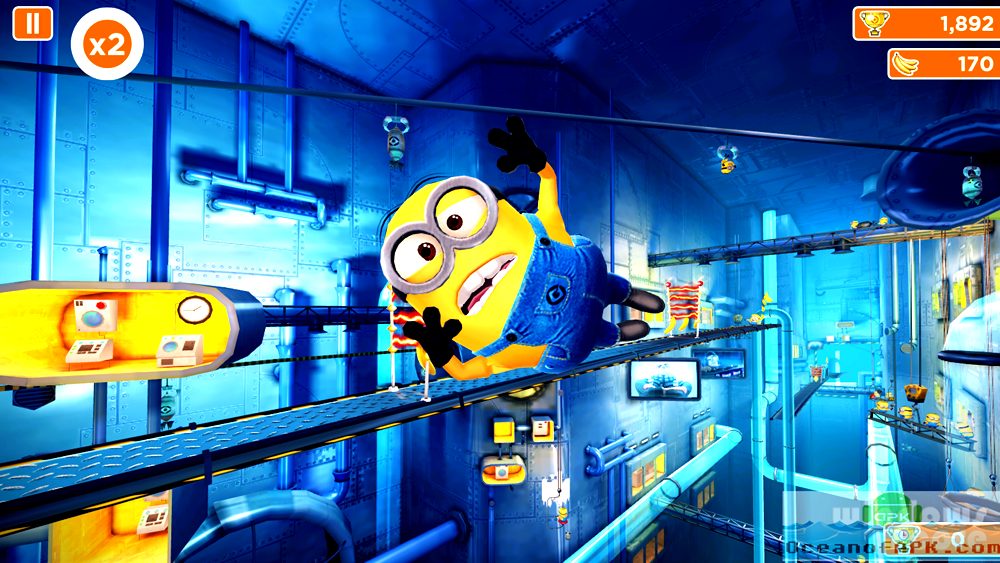Despicable Me Minion Rush APK Setup Download For Free