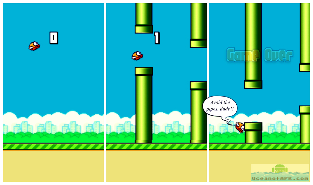 Flappy Bird APK Download For Free