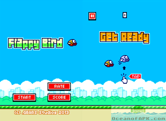 Flappy Bird APK Features
