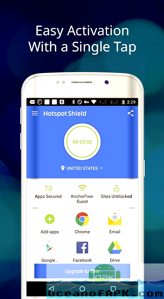 Free download hotspot shield pro for android