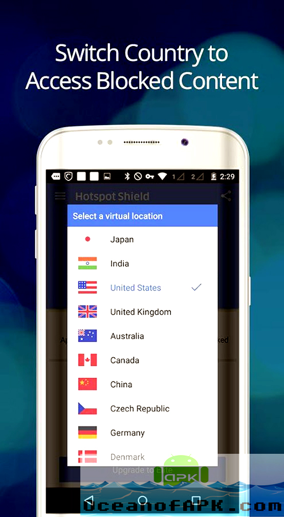 hotspot shield free download for android apk