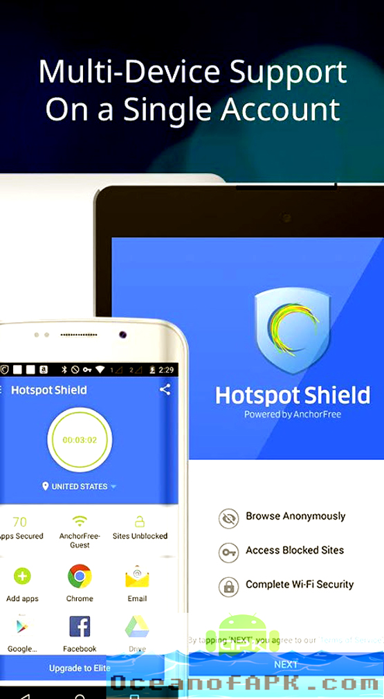 Hotspot Shield Elite APK Setup Free Download