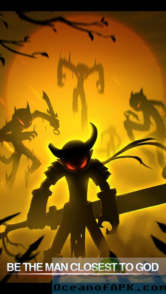 League of Stickman APK Features