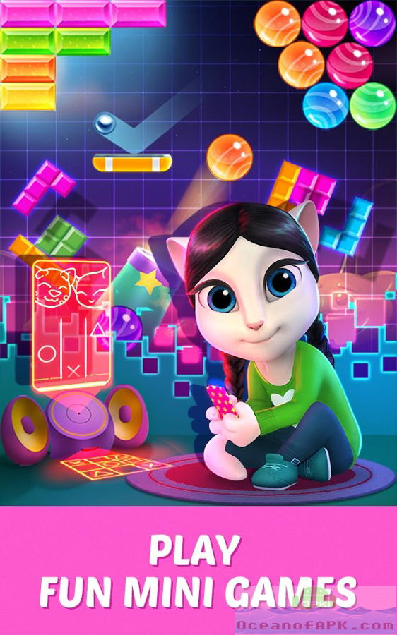 My Talking Angela Apk Free Download