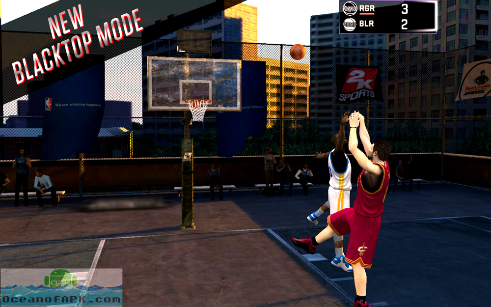 NBA 2K16 APK Download For Free