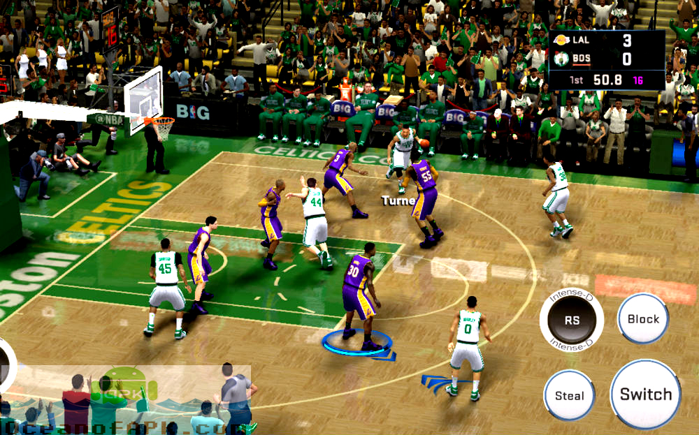 NBA 2K16 APK Setup Free Download