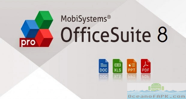 OfficeSuite 8 Pro APK Free Download