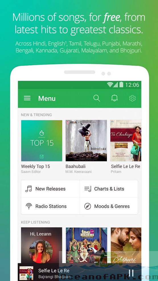 Saavn Pro APK Download For Free